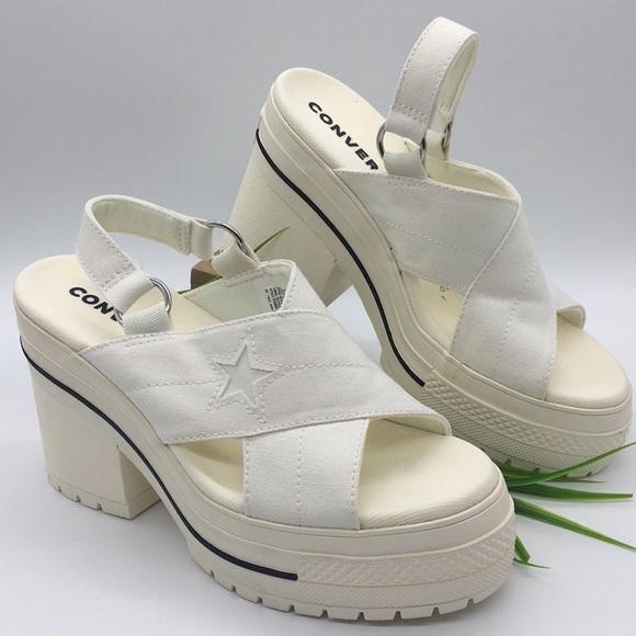 Converse One Star Heel Sandal Slip
